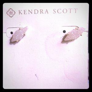 Kendra Scott sparkle earrings
